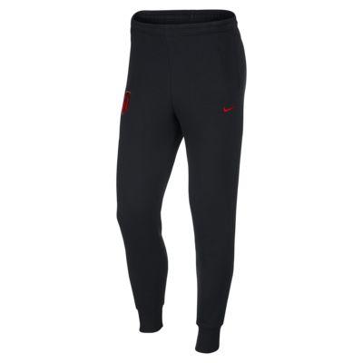 Pantalon en tissu Fleece Atletico de Madrid pour Homme