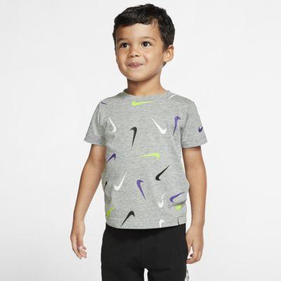 T-shirt z krótkim rękawem dla maluchów Nike