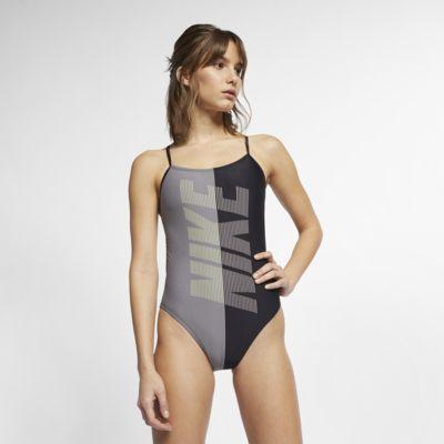Nike Rift Women's Cut-Out One-Piece Swimsuit