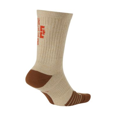 LeBron Nike Elite Crew Basketball Socks