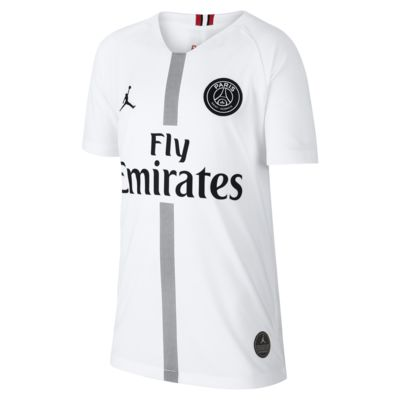 2018/19 Paris Saint-Germain Stadium Third Older Kids' Football Shirt