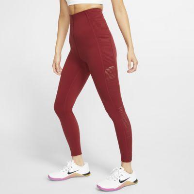 Tights da training con frange Nike - Donna