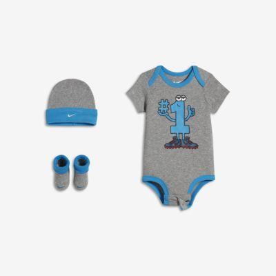 Nike Number 1 Three-Piece Infant Set