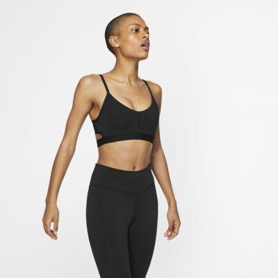 Dámská sportovní podprsenka Nike Favorites s lehkou oporou