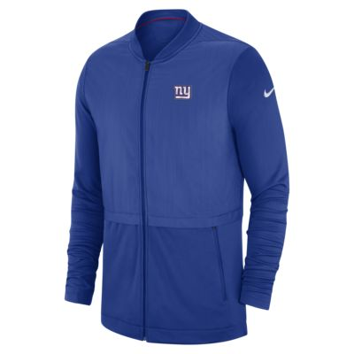 Nike Elite Hybrid (NFL Giants) Men's Full-Zip Jacket