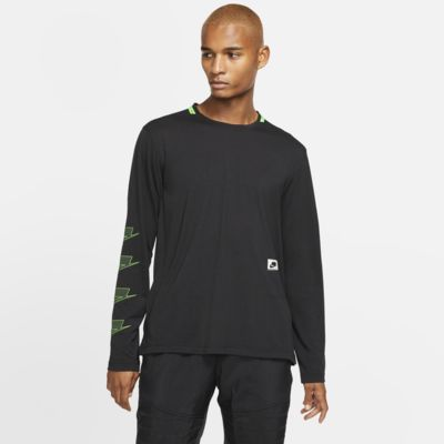 Nike Dri-FIT Men's Long-Sleeve Training Top