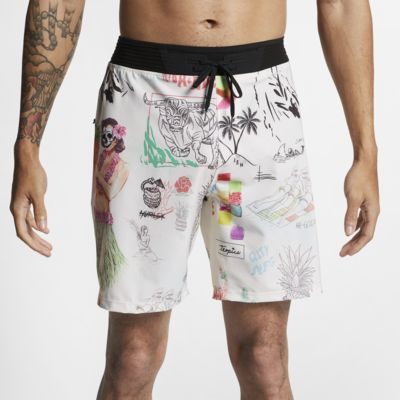 Hurley Phantom Hyperweave Doom Men's 46cm approx. Boardshorts