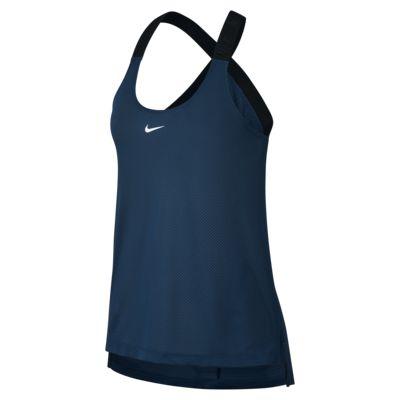 Nike Elastika Trainingstanktop für Damen