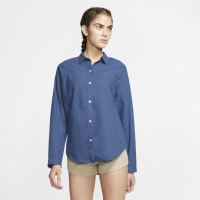 Skjorta Hurley Wilson Shadow Dolman för kvinnor