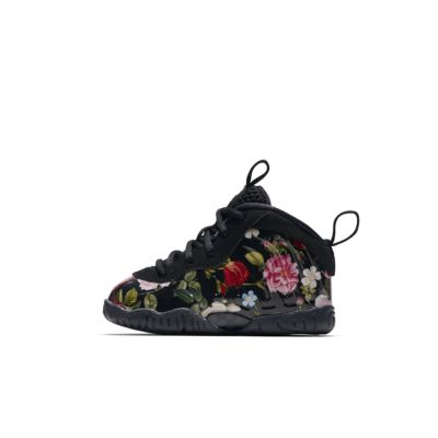 Nike Lil' Posite One Premium Toddler Floral Shoe