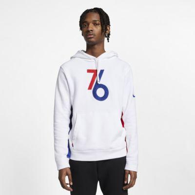 Hoodie NBA Philadelphia 76ers Nike para homem