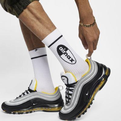 Středně vysoké ponožky Nike Air Max (2 páry)