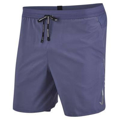 "Nike Dri-FIT Flex Stride 男款 7"" 二合一跑步短褲"
