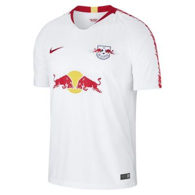 2018/19 RB Leipzig Stadium Home Herren-Fußballshirt