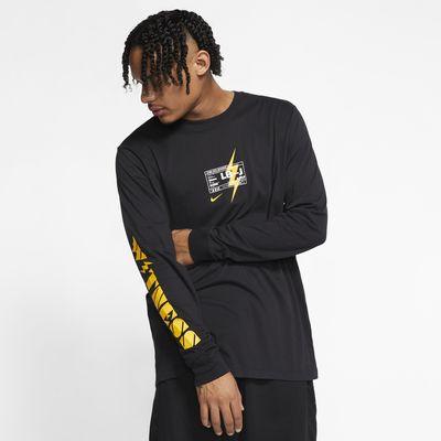 Tee-shirt de basketball Nike Dri-FIT LeBron « LB-J » pour Homme