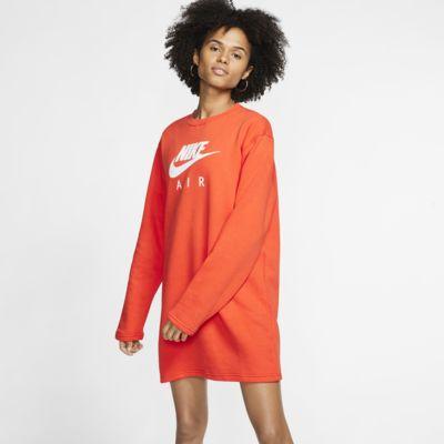 Vestido de tejido Fleece para mujer Nike Air