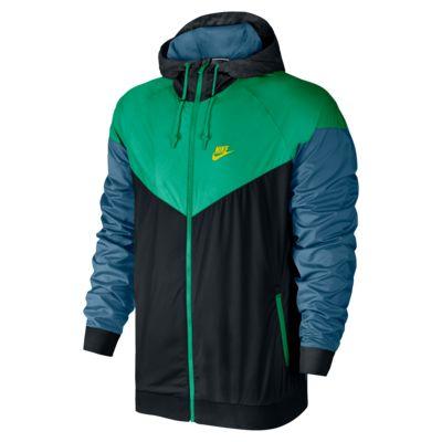 เสื้อแจ็คเก็ตผู้ชาย Nike Windrunner