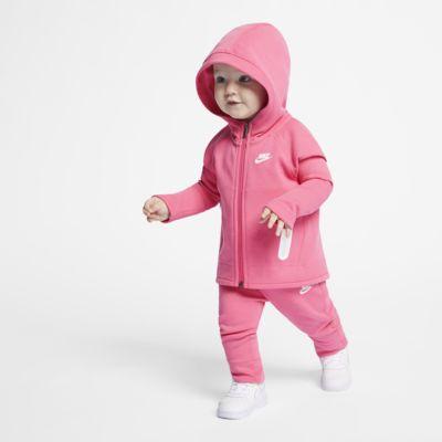 Nike Sportswear Tech Fleece Baby (12-24M) Hoodie and Pants Set
