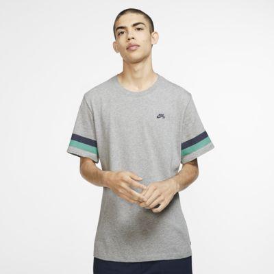 Tee-shirt de skateboard à rayures Nike SB pour Homme