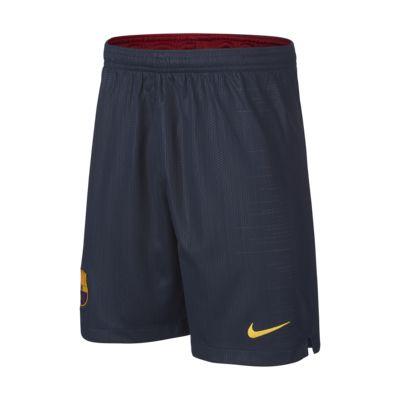 2018/19 FC Barcelona Stadium Home Older Kids' Football Shorts