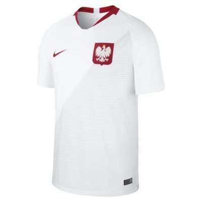 Maillot de football 2018 Poland Stadium Home pour Homme
