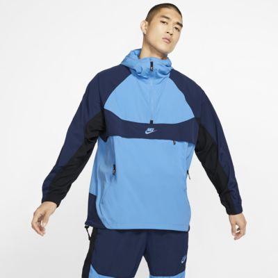ナイキ スポーツウェア メンズ フーデッド ウーブン ジャケット
