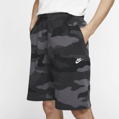 Nike Sportswear Club Fleece Men's Camo Shorts