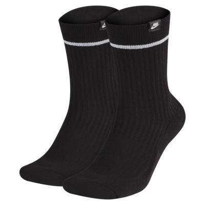 Nike SNKR Sox Essential Crew Socks (2 Pairs)