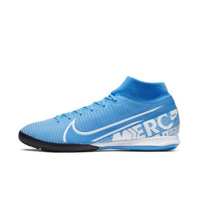 Calzado de fútbol para cancha cubierta Nike Mercurial Superfly 7 Academy IC