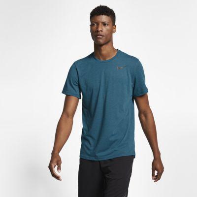 Nike Breathe rövid ujjú férfi edzőfelső
