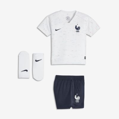 Tenue de football 2018 FFF Stadium Away pour Bébé