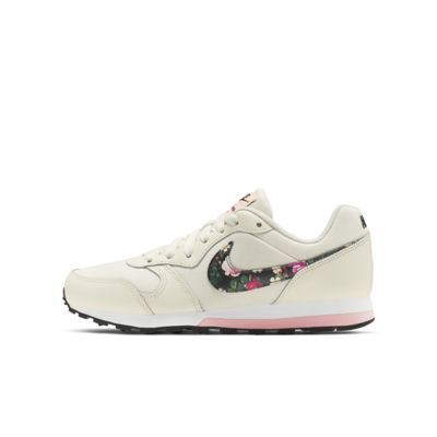 Sko Nike MD Runner 2 Vintage Floral för ungdom