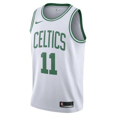 Maillot connecté Nike NBA Kyrie Irving Association Edition Swingman (Boston Celtics) pour Homme
