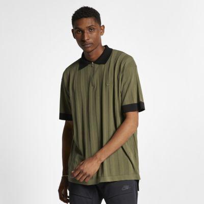 Męska dzianinowa koszulka polo z kolekcji NikeLab Made in Italy