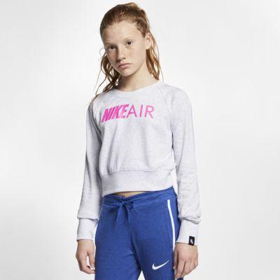 Nike Air genser til store barn (jente)
