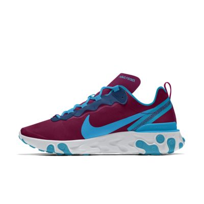 Nike React Element 55 By You Custom Men's Lifestyle Shoe