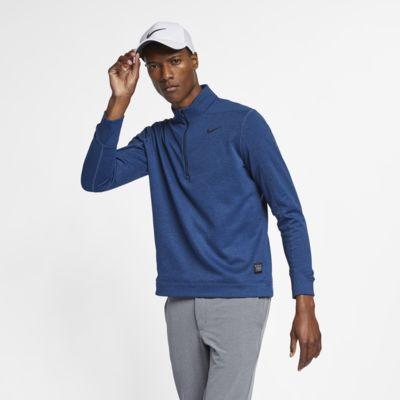 Nike Therma Repel Camiseta de golf con media cremallera - Hombre