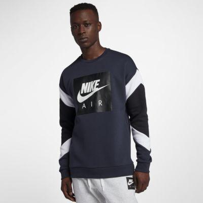 Haut en tissu Fleece Nike Air pour Homme