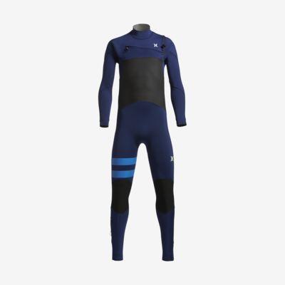 Hurley Advantage Plus 3/2mm Fullsuit Neoprenanzug für ältere Kinder (Jungen)