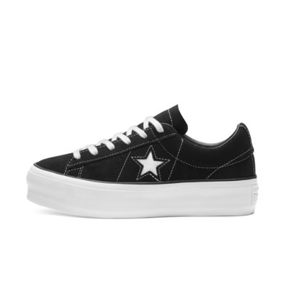 Converse One Star Platform Suede Low Top by Nike