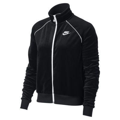 Nike Sportswear Women's Velour Track Jacket