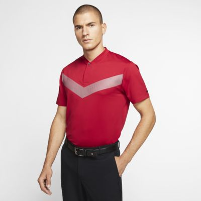 Ανδρική μπλούζα πόλο για γκολφ Nike Dri-FIT Tiger Woods Vapor