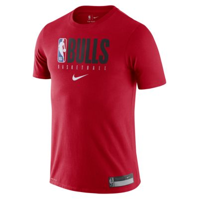 Tee-shirt NBA Chicago Bulls Nike pour Homme