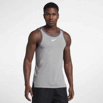 Nike Breathe Elite Camiseta de baloncesto sin mangas - Hombre