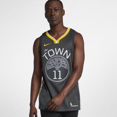 Klay Thompson Statement Edition Swingman (Golden State Warriors) 男款 Nike NBA Connected Jersey