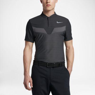 เสื้อโปโลกอล์ฟผู้ชายทรงสลิมฟิต Nike Zonal Cooling