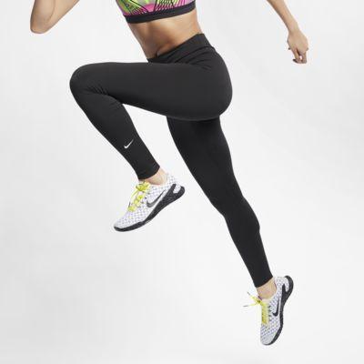 Γυναικείο μεσοκάβαλο κολάν Nike One