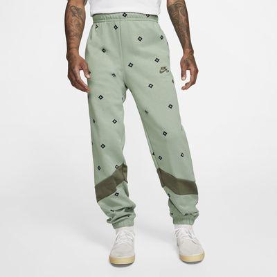 Nike SB Dri-FIT Pantalons de xandall estampats de skateboard - Home
