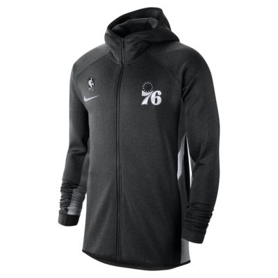 Philadelphia 76ers Nike Therma Flex Showtime Men's NBA Hoodie