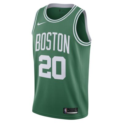 เสื้อแข่ง Nike NBA Connected ผู้ชาย Gordon Hayward Icon Edition Swingman (Boston Celtics)